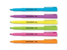 PAPER MATE INTRO HIGHLIGHTER YELLOW