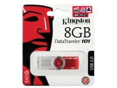 Kingston 8GB DATA TRAVELEER 101 PEN DRIVE