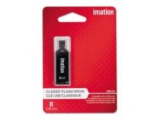IMATION THUMB DRIVE 8GB CLASSIC