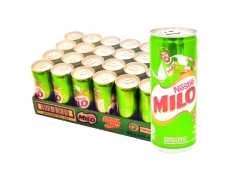 MILO Chocolate Drink RTD Can Ctn 24 X 240ml