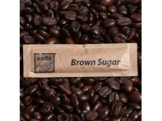 NO FRILL Raw (Brown) Sugar Stick Pack 250 X 4gm