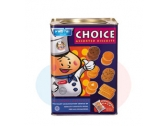 HWA TAI Choice Assorted Biscuits Tin 600gm