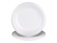 Foam Plate 9in. Pack 100's 10.90
