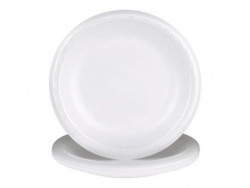 Foam Plate 7in. Pack 100's