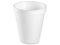 Foam Cup 8 oz.Pack 100's 7.90