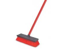 Floor Brush(scrubber) with  Handle