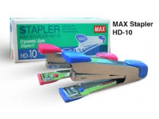 MAX STAPLER HD 10 (10's) (20 sheets)