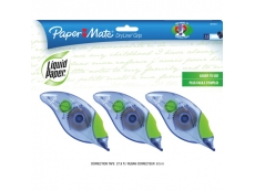 PAPERMATE DRYLINE GRIP CORRECTION TAPE