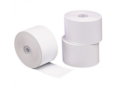 Paper Roll 44mm x 65mm x 12mm 1 Ply High White