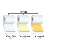 NCR PAPER ROLL 57mm x 65mm x 12mm 2 ply NCR