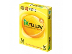 IK PAPER A4 80GSM 450S (YELLOW PACK)