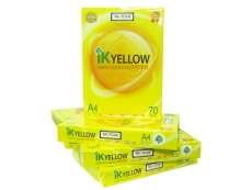 IK PAPER A4 70GM 450S (YELLOW PACK)