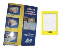 ARCO LASER/INKJET LABEL 1002