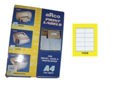 ARCO LASER/INKJET LABEL 1005