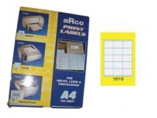 ARCO LASER/INKJET LABEL 1010