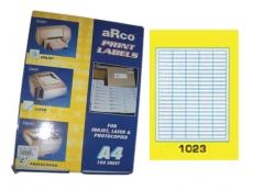 ARCO LASER/INKJET LABEL 1023