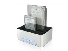 Archgon MH-3621 Clone USB 3.0 Dual Bay Docking System