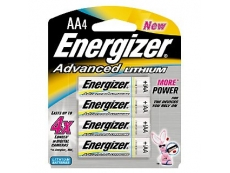 ENERGIZER ADVANCE LITHIUM Size AA (4'S)