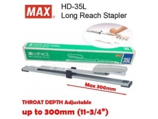MAX STAPLER HD-35L LONG THROAT