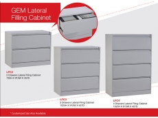 Lateral Filling Cabinet