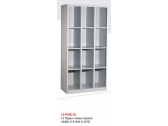 12 Pigeon Holes Cabinet PHC-18 1830H x 915W x 457D