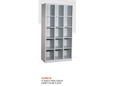 15 Pigeon Holes Cabinet PHC-18 1830H x 915W x 457D