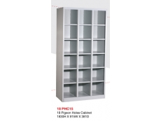 18 Pigeon Holes Cabinet PHC-15 1830H x 915W x 381D