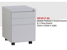 Mobile Pedestal MP 2D1F(B)