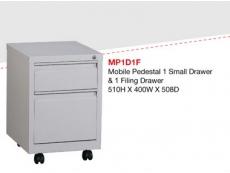 Mobile Pedestal MP1D1F