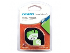 Dymo LetraTag  Paper Tapes White
