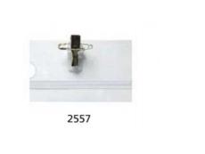 CBE PVC NAME BADGE 2557 90MMX55MM