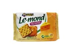 Julie's Le-mond Cheddar Cheese 18G X 120 PKTS