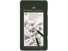 Graphite Pencil CASTELL 9000 Art set (119065)