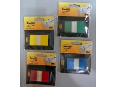 "3M Post it Flag 1""x1.7"" 680 (ECONOMY)"