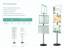 WriteBest EO Poster Stand WP-EO4 (size A4)