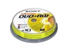 SONY DVD-RW (10 PCS/SPINDLE)