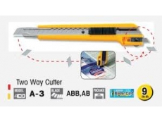 OLFA A3 TWO WAY CUTTER