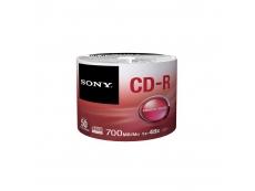 Sony CDR in Bulk - 50pcs