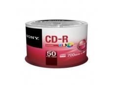 Sony CDR Printable in Bulk - 50pcs