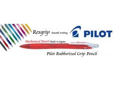 PILOT MECHANICAL PENCIL REX'GRIP ^