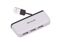 Belkin USB 4-Port Travel Hub