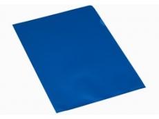 EAST FILE E310 PP A4 L SHAPE FOLDER BLUE
