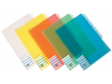 CBE DOCUMENT HOLDER 803A A4 4 DIVIDERS ^