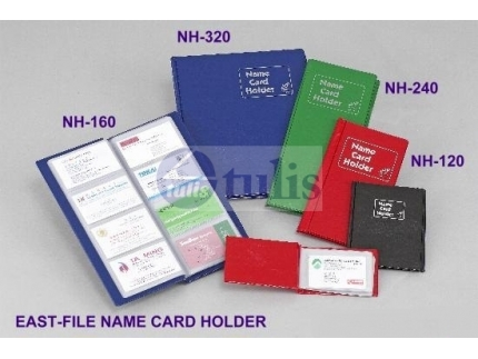 East file name card holder largest office supplies online store name card holder httptulis5584 7264 reheart Images