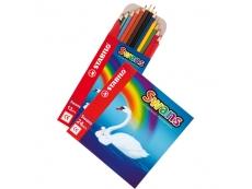 Stabilo-Swans Coloured Pencils