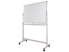 Mobile Double-Sided Whiteboard