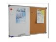 Combination Board Cork - Whiteboard ^