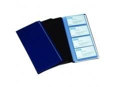 Bantex PVC Business Card Album