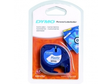 Dymo LetraTag Coloured Plastic Tapes